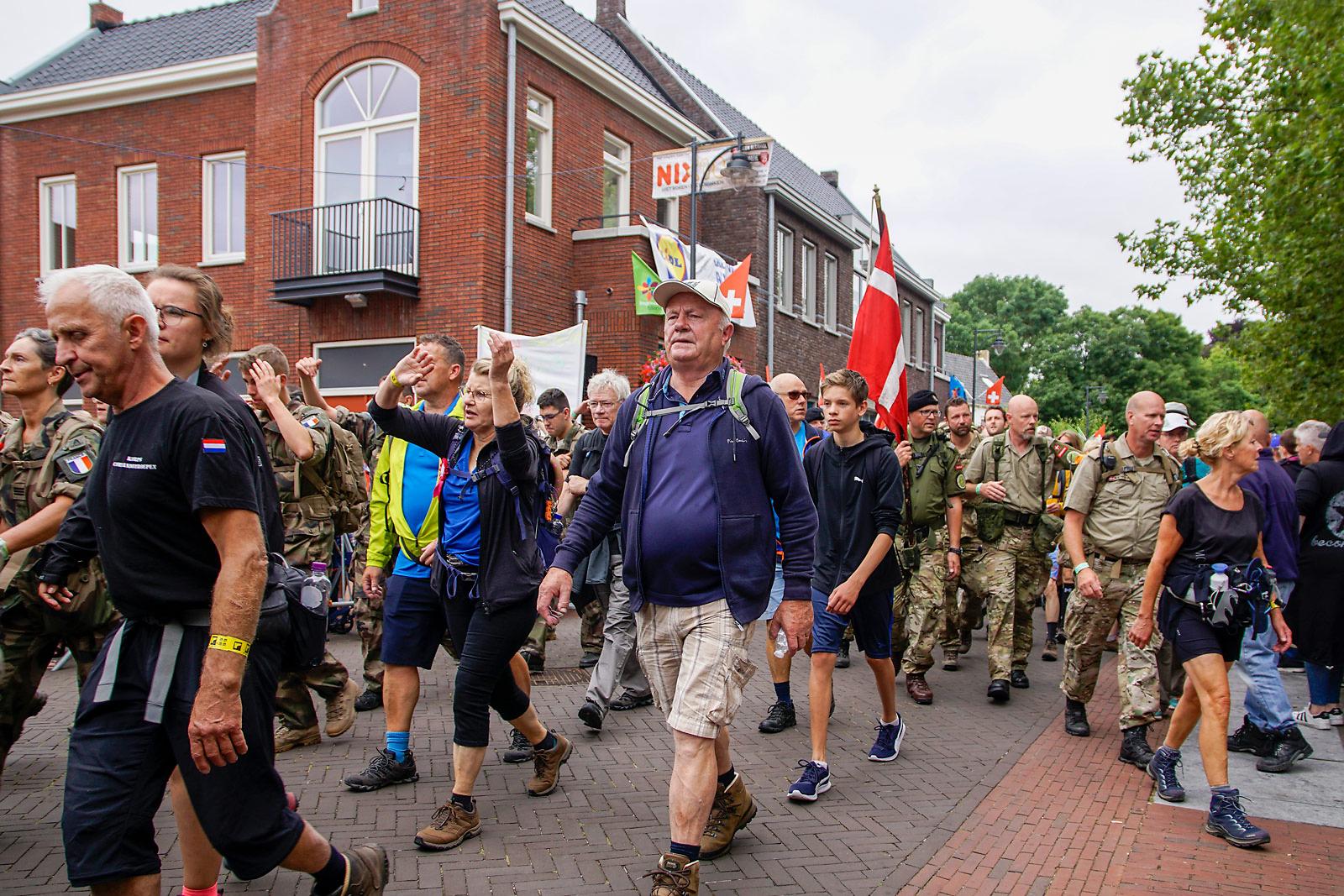 Vierdaagse Nijmegen (te Bemmel 2019)