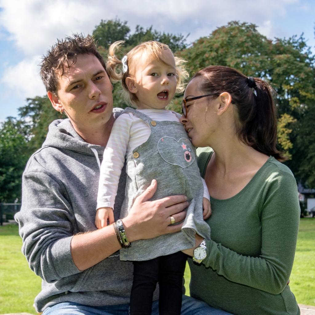 Paul en Dagmar Zwangerschapshoot